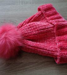 Neon pink kapa (za odrasle)