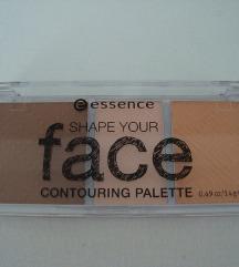 Essence shape your face contour paleta