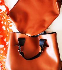 RJEŠAVANJE ZALIHA-Toplo smeđa torba