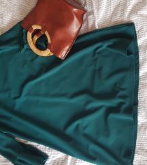 Tunika tamno zelena