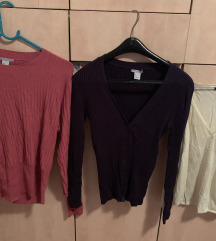 Mango HM lot vesta pulovera