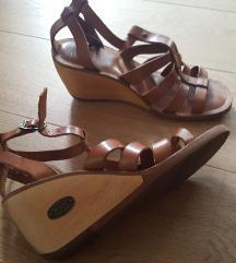 kožne sandale Ecco