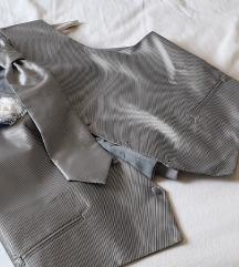 Novo Galileo svecani prsluk i kravata XL