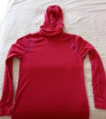 Roza majica za vjezbanje