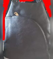 Crni ruksak novo