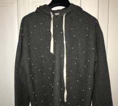 Zara hoodie s biserima