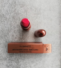 MAC amplified cream lipstick cote d'amour