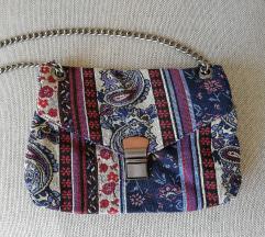 Nova torbica paisley uzorak pt uključ.