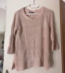 [% SADA 10KN %] Puder rozi pulover