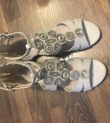 Tamaris ravne sandale 38-39
