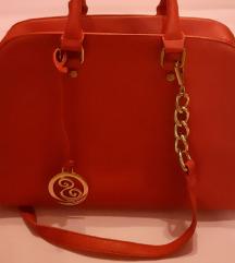 %% SALE Crvena torba