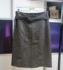 Benetton pencil suknja
