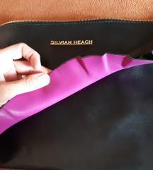 nova velika Silvian Heach torbica s volanima