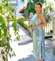 Zara šljokasta haljina limited edition REZZ