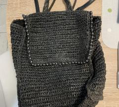 Zara pleteni ruksak