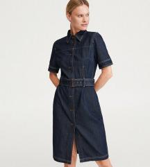 Nova Reserved haljina od trapera s etiketom
