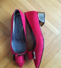 Nove cipele s blok petom