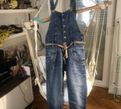 Kombinezon jeans  novi  GUESS LIMITED EDITION