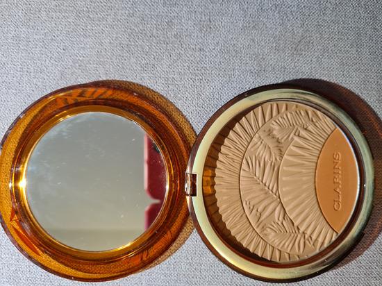 Bronzing& blush compact