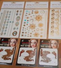 Tattoo stickers lot