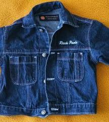 Jeans jakna bebe 18 mj