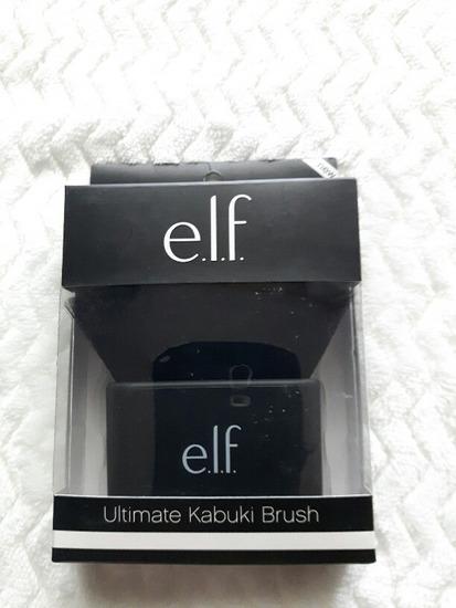 novi elf kabuki kist