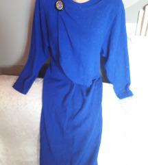 retro haljina vel.univerzalna