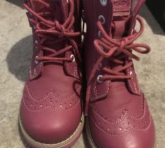 Čizme bordo