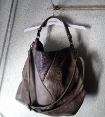 NOVA velika kozna torba