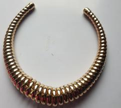 Zlatna ''cleopatra'' ogrlica