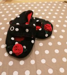 Papučice za bebice/nehodače