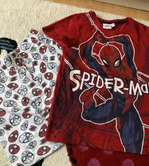 Spiderman piđama za dječaka