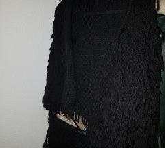 Kratka cupava jakna