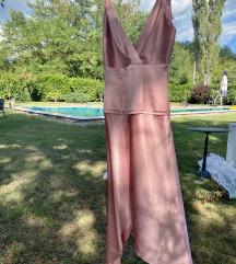 Linea Exclusive svilena haljina