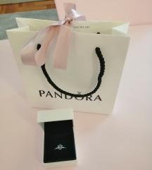 Pandora srebrni prsten