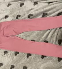 Nike roze dri-fit tajice