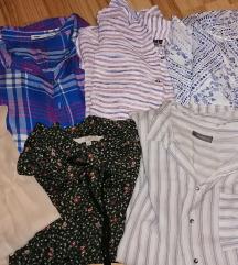 Košulje L,XL
