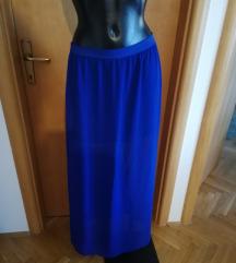 Duga lepršava suknja- PT uključena