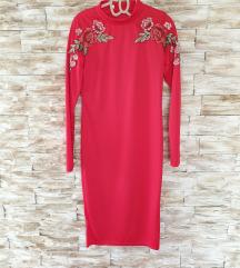 strukirana nova haljina
