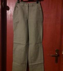 Zelene tanke hlače