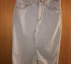 Tiffosi jeans suknja