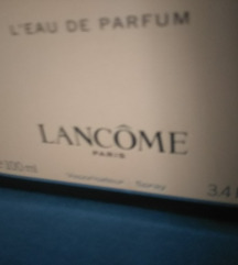 Tresor l eau de parfum 100 ml