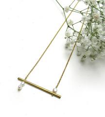 Mjedena ogrlica IRIS