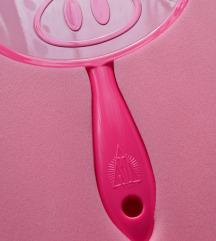 Pink pig ogledalo