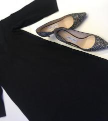Comma mala crna haljina