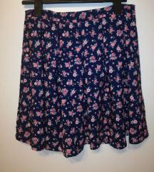 Šarena ljetna suknja