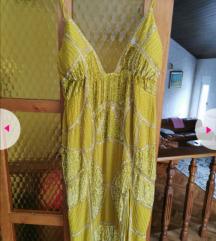 Asos - zuta haljina