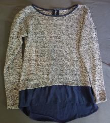 Vestica/majica sa otvorom na leđima