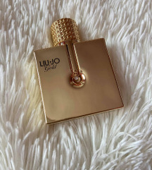 %% LIU•JO Gold parfem 50 ml, jednom špricnut