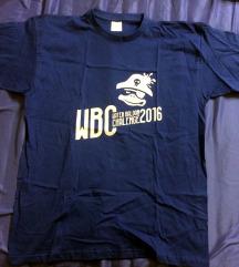 WBC plava promo majica, muška M